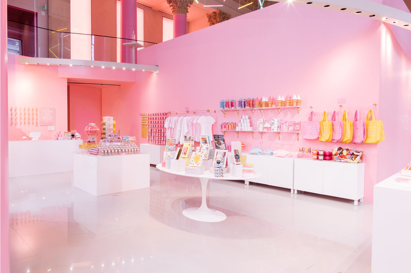 Retail Operations Assistant 0095 Job At Museum Of Ice Cream In