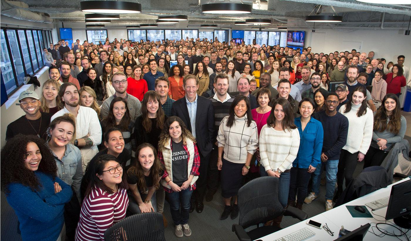 News analyst #1359 job at Insider Inc  in New York, NY